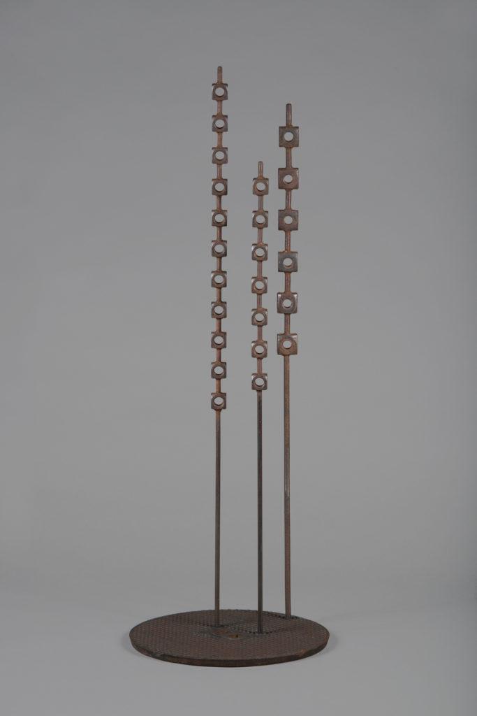 Algues     H. 101 ; D. 35 cm Vendu