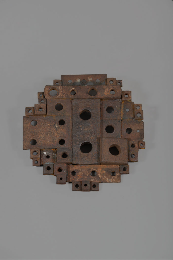 Placocéphale     D. 27 ; P. 3 cm Vendu