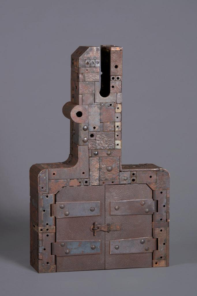 L'établissement H. 75 ; l. 46 ; P. 15 cm